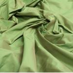 Тафта светло зелена