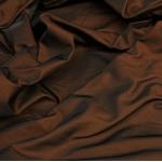 Тафта оранж-кафява тъмна