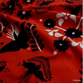 Памук Valentino птици