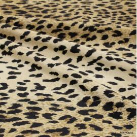 Копринено кади Valentino леопард