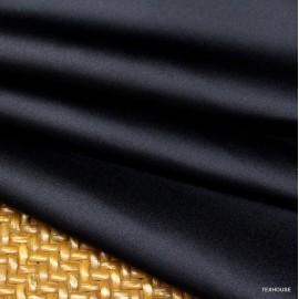 Коприна Valentino тъмно синя