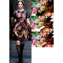 Естествен сатен Dolce & Gabbana