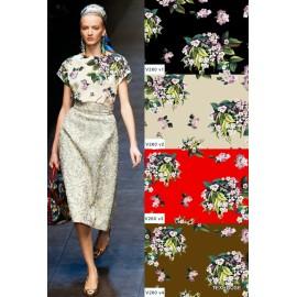 Естествена коприна Dolce & Gabanna