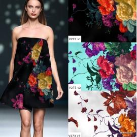 Естествен шифон Dolce & Gabbana