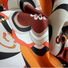 Промазка Pucci оранж цветя