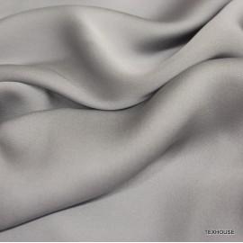 Естествена коприна Armani сива