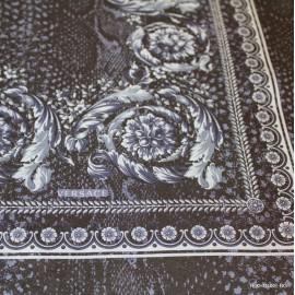 Коприна Versace син питон