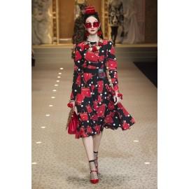 Коприна Dolce&Gabbana с чанти