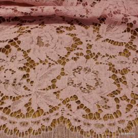 Дантела Valentino бледо розова
