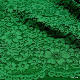 Дантела Dolce& Gabbana зелена