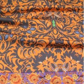 Кашмир цветя оранж Just Cavalli