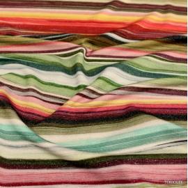 Фино плетиво Missoni цветна щампа