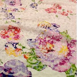 Дантела Blumarine цветя