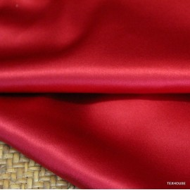 Коприна Valentino тъмно червена