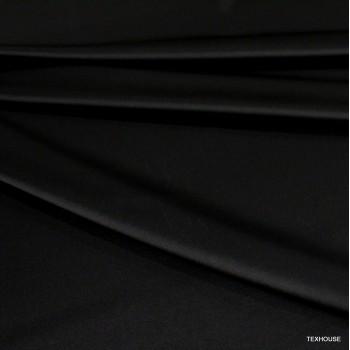 Коприна Valentino черно кади