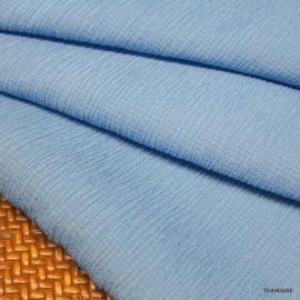 Коприна фризе Valentino синя