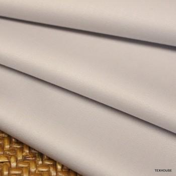 Двулицева фина вълна Valentino светло сива