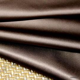 Коприна Valentino шоколадово кафява