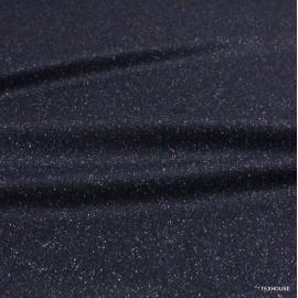Вълна Burberry синя меланж
