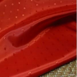 Хастар Dior червен