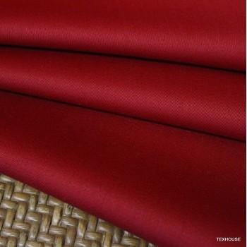 Двулицева фина вълна Valentino тъмно червена