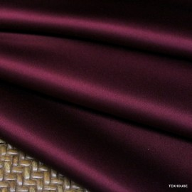 Коприна Valentino тъмно бордо